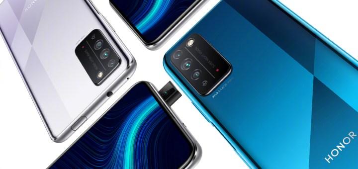Honor X10 Modelinin Renk Seçeneklerini Gösteren Görsel Sızdırıldı!